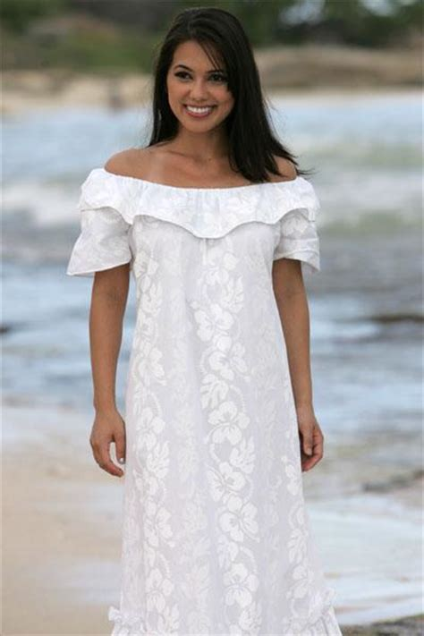 Hawaiian Wedding Dresses by Wedding Dresses Hawaiian Style