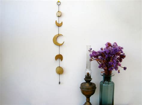 handmade wall decorations etsy handmade