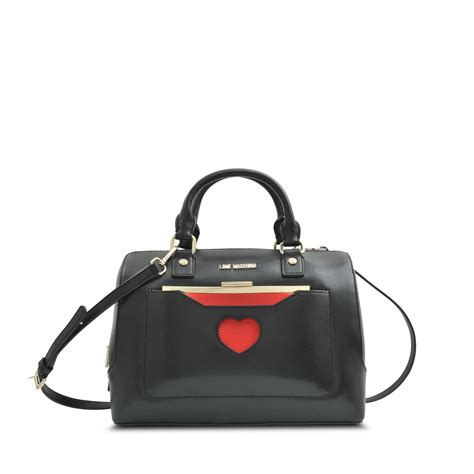 Moschino Bag moschino peace bowling bag in lyst