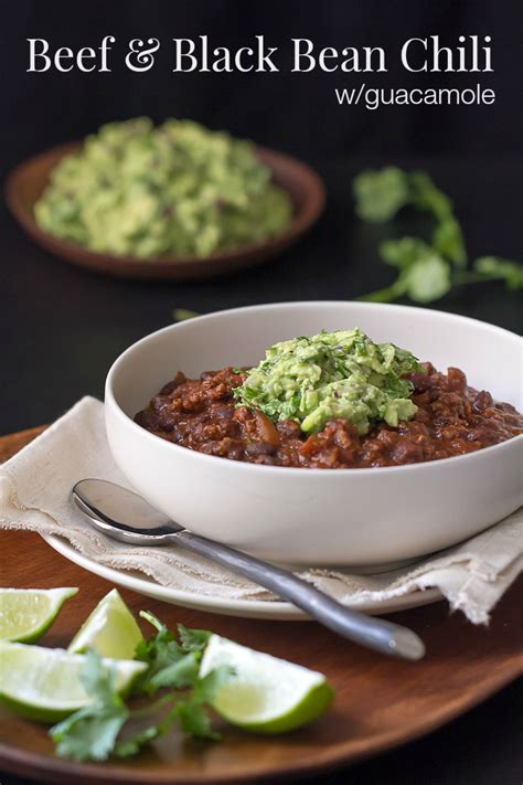 beef and black bean chili i m bored let s go