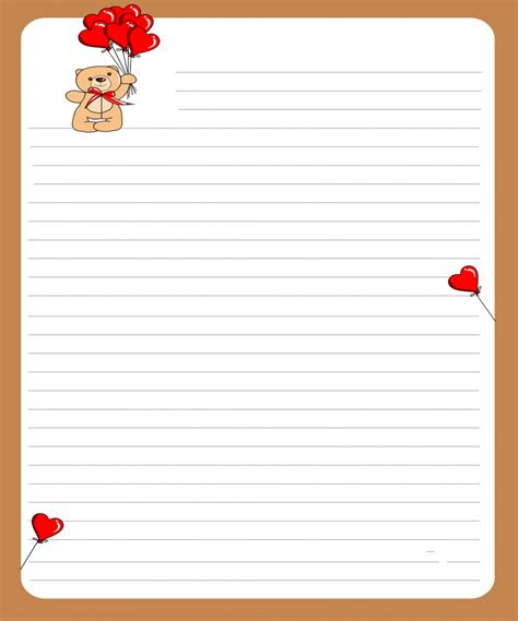 love letter exles writing professional letters