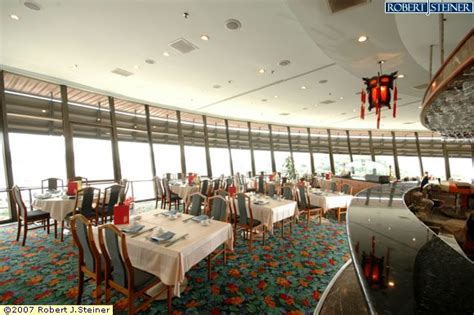 prima tower revolving restaurant new year menu prima tower revolving restaurant interior 3