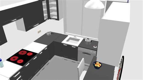 dise o de planos dise 241 o cocina 3d plano de cocina armariadas m 243 dulos de cocinas