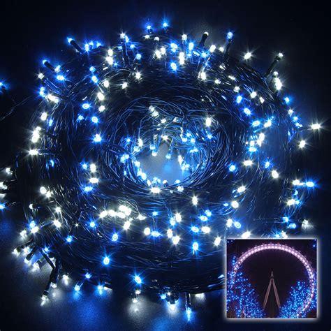 24v 500leds 100m varies color led string fairy lights