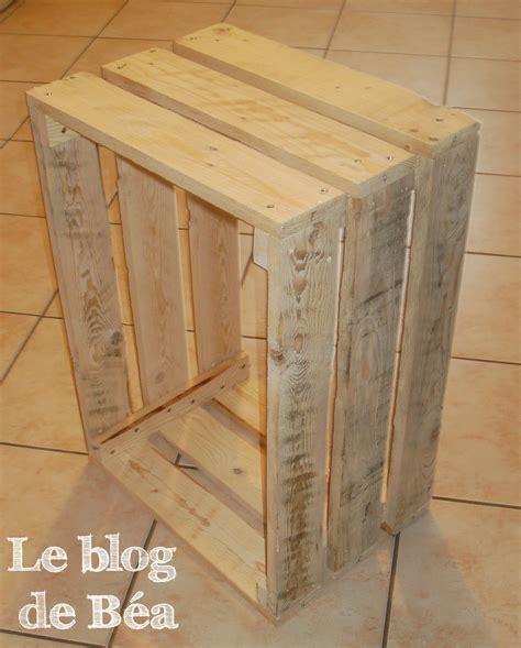 Table De Nuit En Palette by Table De Nuit En Palette De Bois Ciabiz