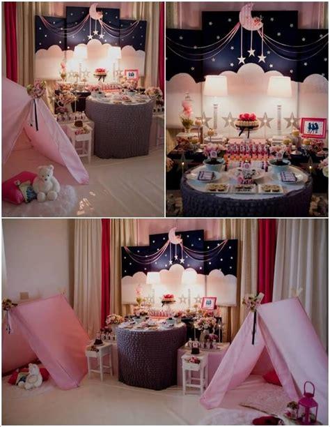 Sleepover Decorations by 10 Slumber Decor Ideas