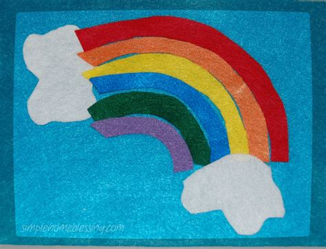 rainbow puzzle make it rainbow puzzle simple home blessings