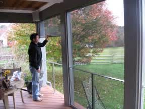 porch screen panels screen porch 171 a carpenter s journal