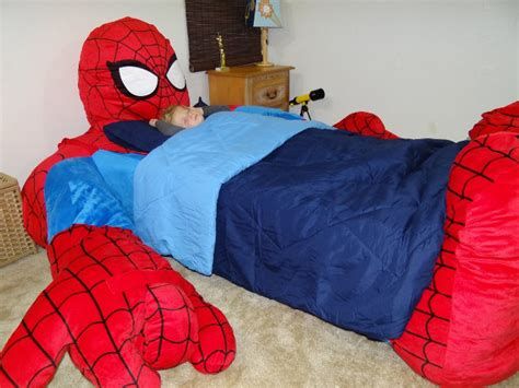 spider man bed giant spider man bed cover bonus hello kitty dino