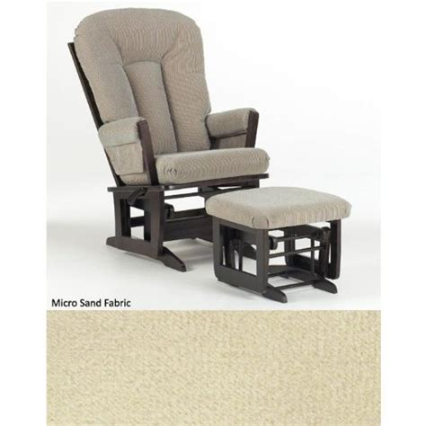 dutailier modern glider and ottoman combo dutailier modern glider and ottoman combo micro sand