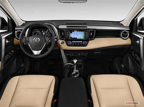 Toyota Rav4 Interior 2016 Toyota Rav4 Prices Reviews And Pictures U S News