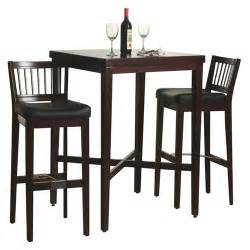 Pub Kitchen Table Home Styles 3 Pub Table Set Reviews Wayfair