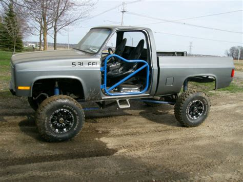 chevy lifted trucks for sale 1985 lifted 3 4 ton chevy truck for sale photos
