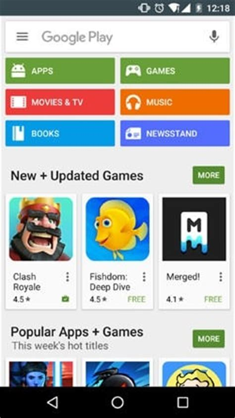 application for android mobile phone free play store android mobile phone