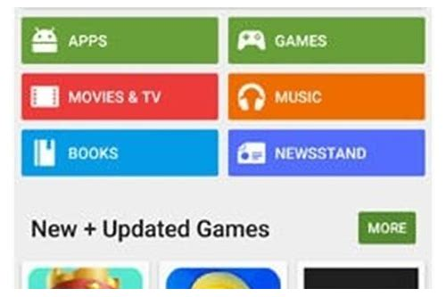 samsung ace play store download