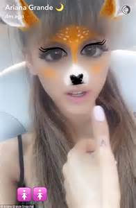 ariana grande new tattoo grande shows two new tattoos on instagram