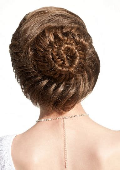 Hairstyle Accessories Bun by 7 Best Bridal Bun Hairstyles Styles At