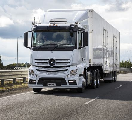 mercedes benz trucks | trucks and trailers ltd