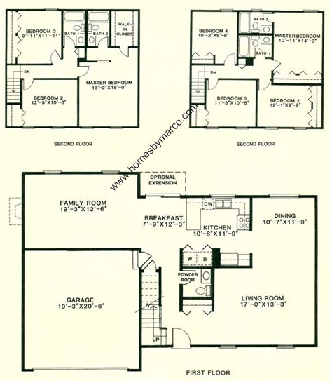 modern castle floor plans new castle model in farmingdale woodridge