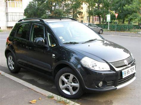 Suzuki Sx4 4wd Images For Gt Suzuki Sx4 16 Crossover 4wd
