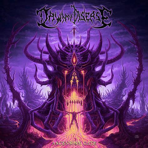 aborted bathos dawn of disease ascension gate nuclear blast