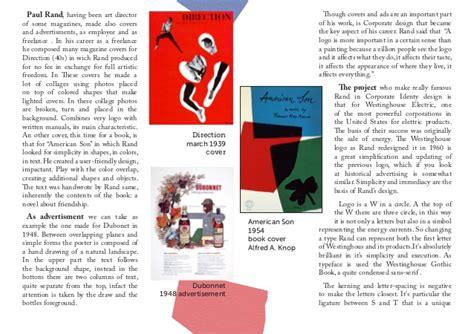 libro paul rand a designers paul rand libro articolo designer