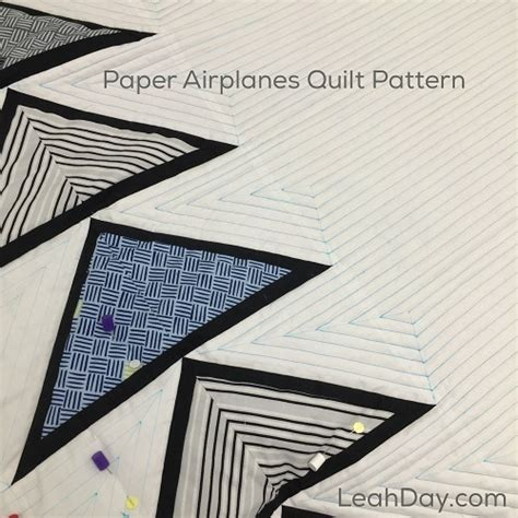 paper pattern of vdo the free motion quilting project super easy way to quilt