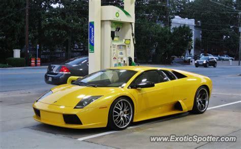 Lamborghini Ga Lamborghini Murcielago Spotted In Atlanta On 08