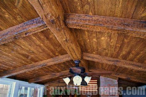 rustic wood ceiling ideas rustic design ideas using planks faux wood workshop