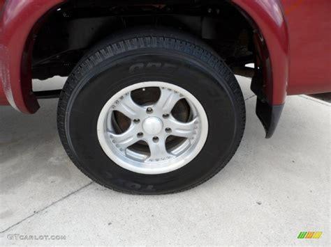 Toyota Tundra Custom Wheels 2000 Toyota Tundra Limited Extended Cab Custom Wheels