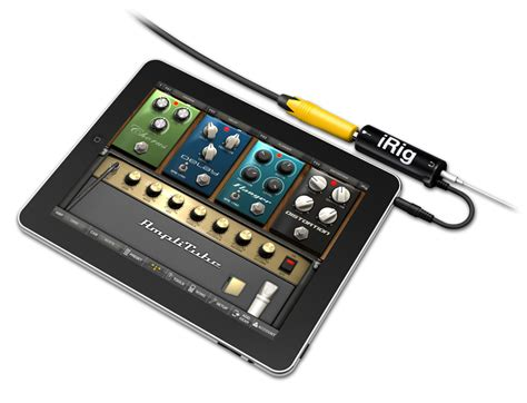 Irig By Shop kvr irig by ik multimedia guitar interface adapter