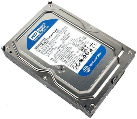 Hardisk Pc 1 Wd wd caviar blue 500 gb desktop disk drive wd5000aakx wd flipkart