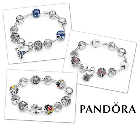 pandora collection pandora jewelry and other gift ideas from disney parks for