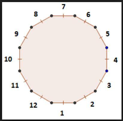 Figuras Geometricas De 12 Lados | como se llama la figura geom 233 trica de 12 lados