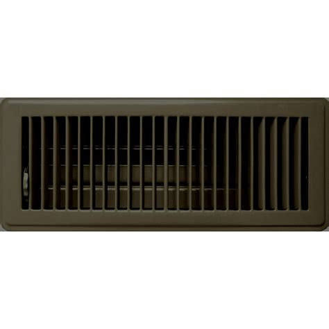 3r 2 X 10 Steel Pin For D4 3rac Pn2010 accord 10 x 30cm charcoal metal louvered floor vent