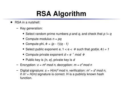 rsa section image gallery rsa algorithm