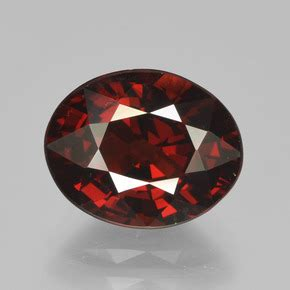 Garnet Pyrope 3 4 carat pyrope garnet gem from mozambique