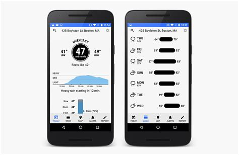 sky weather app for android sky weather app arrives on android with a subscription model that few are happy about