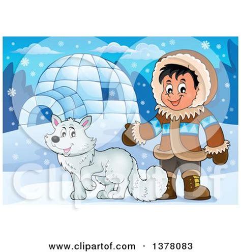 eskimo clipart eskimo boy clipart 38