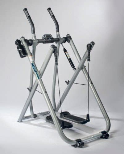 freestyle supreme health and fitness den comparing gazelle glider supreme