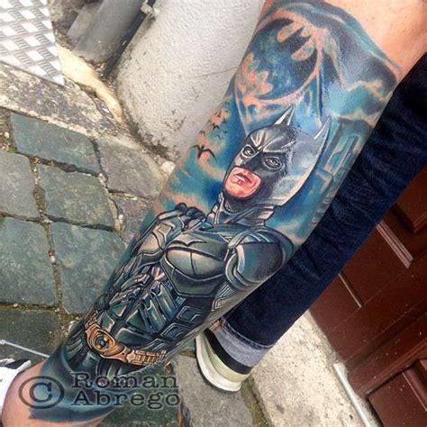 batman light tattoo roman comic book super heroes batman