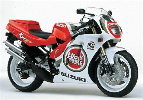 Suzuki Rgv by Suzuki Rgv250 Sp Lucky Strike Se