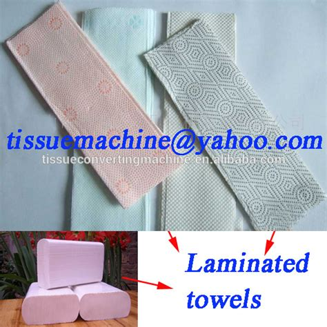 Folding Laminated Paper - automatic laminating high speed z folding paper towel