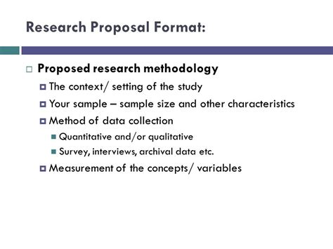 research proposal design methodology research proposal theory research question hypothesis