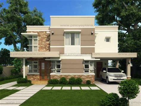 Floor Plans For Small Houses With 2 Bedrooms modern house designs pinoy eplans