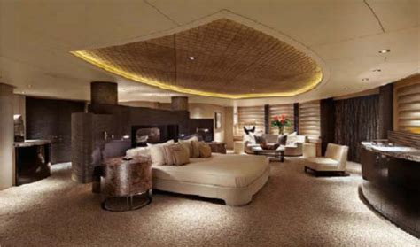 Eclipse Yacht Interior by Master Bedroom Aboard 370 600 000 Yacht Quot Eclipse