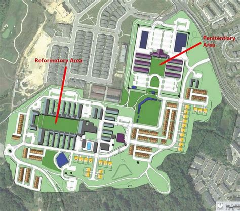Single Home Floor Plans housing and restaurants coming to prison site