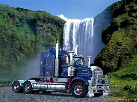 kenworth bus trucks wallpapers kenworth truck wallpapers