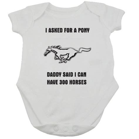 baby mustang clothes pin by lyndsey lehman on can i one