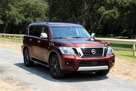 nissan armada reviews 2017 nissan armada review autoguide news
